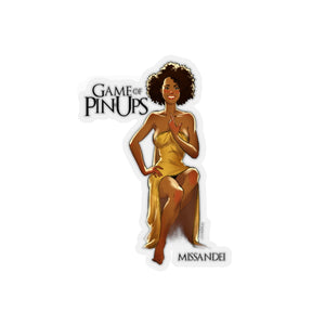 Missandei, Game of Thrones Pin-Up, Kiss-Cut Stickers