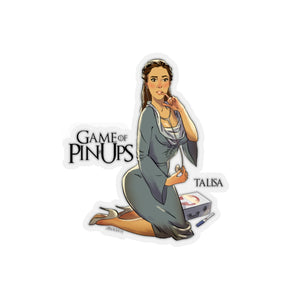 Talisa, Game of Thrones Pin-Up, Kiss-Cut Stickers