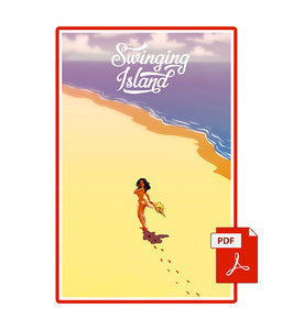 Swinging Island - PDF Erotic Graphic Novel