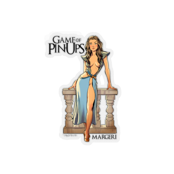 Margeri, Game of Thrones Pin-Up, Kiss-Cut Stickers