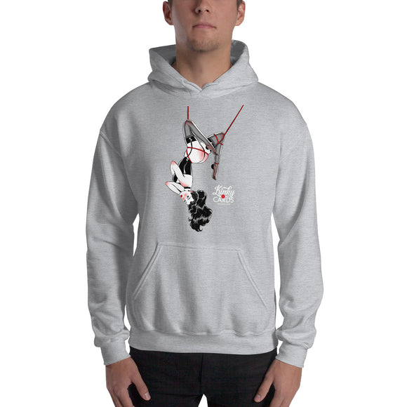 Joker 1, Kinky Cards, Hooded Sweatshirt