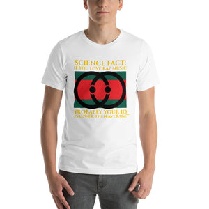 Science Fact - Gucci, Funny Texts, Short-Sleeve Unisex T-Shirt