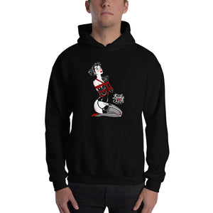 6 of clubs, Kinky Cards, Hooded Sweatshirt