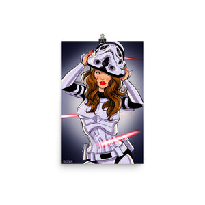 Storm Trooper, Imperial Girls, Poster