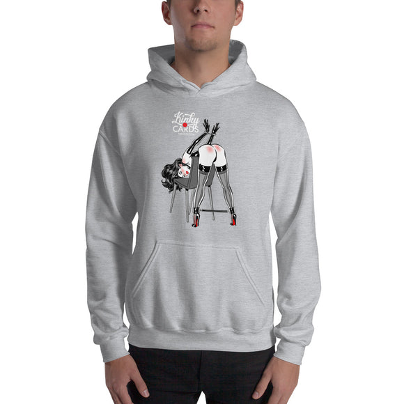 10 of spades, Kinky Cards, Hooded Sweatshirt