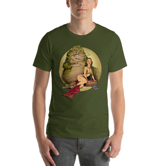 Princess Leia Organa, Star Wars, Short-Sleeve Unisex T-Shirt