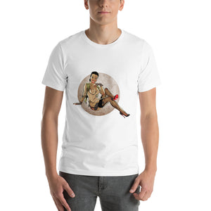 Sasha Williams, The Walking Dead Pin-Up, Short-Sleeve Unisex T-Shirt