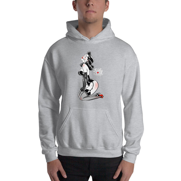 2 of spades, Kinky Cards, Hooded Sweatshirt
