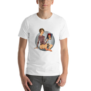 Maggie Greene, The Walking Dead Pin-Up, Short-Sleeve Unisex T-Shirt