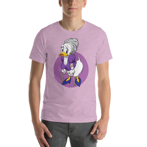 Daisy Duck, Cartoons Got Old, Short-Sleeve Unisex T-Shirt