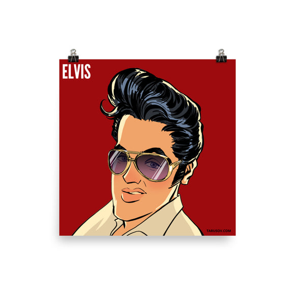 Elvis, Other, Poster
