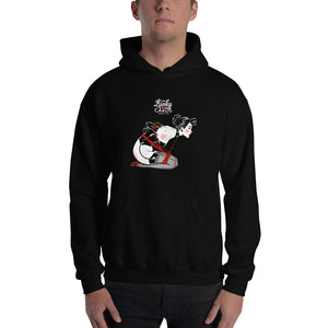3 of clubs, Kinky Cards, Hooded Sweatshirt