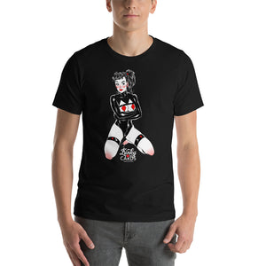10 of diamonds, Kinky Cards, Short-Sleeve Unisex T-Shirt