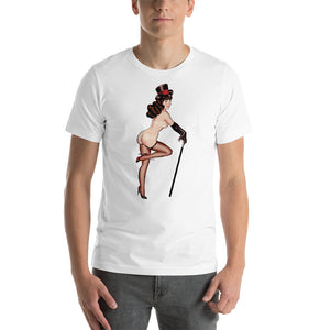 Bettie Page, Short-Sleeve Unisex T-Shirt