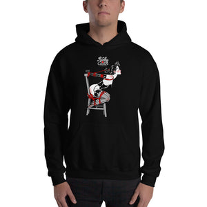 5 of clubs, Kinky Cards, Hooded Sweatshirt