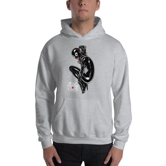 Ace of diamonds, Kinky Cards, Hooded Sweatshirt