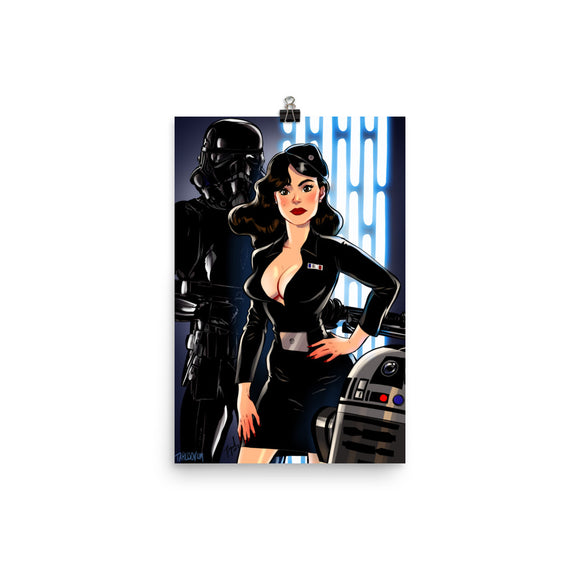 Imperial Commander, Imperial Girls, Poster