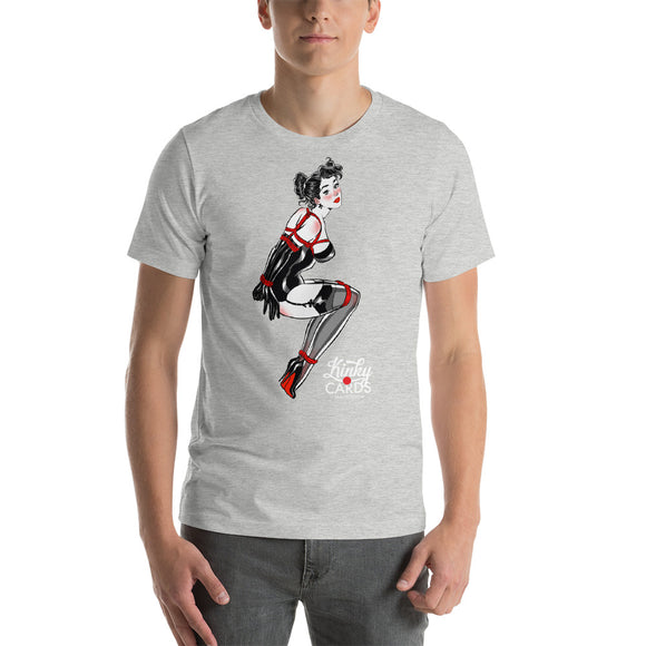 2 of clubs, Kinky Cards, Short-Sleeve Unisex T-Shirt