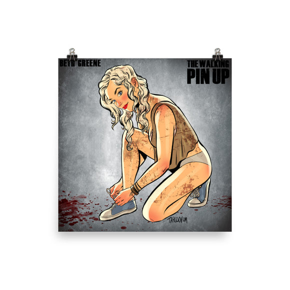 Beth Greene, The Walking Dead Pin-Up, Poster