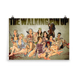 The Walking Dead Pin-Up, The Walking Dead Pin-Up, Poster