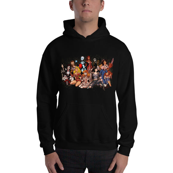 Maniac Princesses, Hooded Sweatshirt