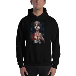 The Day Of The Dead, Hooded Sweatshirt