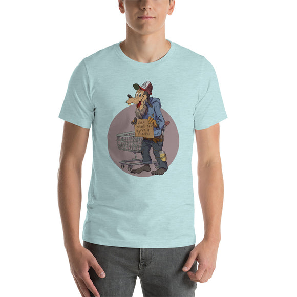 Goofy, Cartoons Got Old,Short-Sleeve Unisex T-Shirt