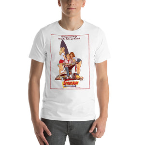Spider-Man at Ridgemont High, Movie Posters, Short-Sleeve Unisex T-Shirt