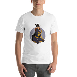 Batgirl, Superheroes, Short-Sleeve Unisex T-Shirt
