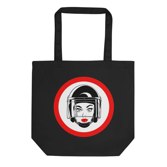 Omonka FACE Eco Tote Bag