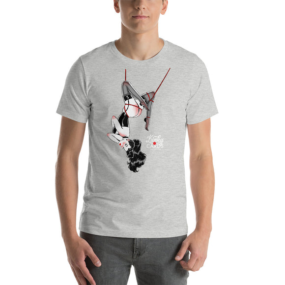 Joker 1, Kinky Cards, Short-Sleeve Unisex T-Shirt