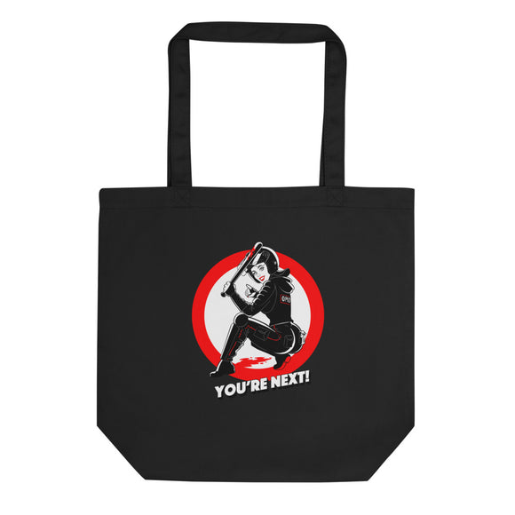 Omonka YOU'RE NEXT Eco Tote Bag