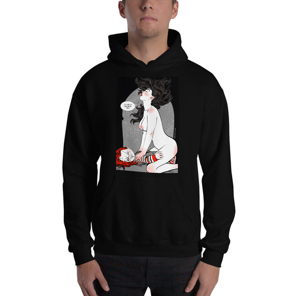 Chucky, Erotic Gothic, Hooded Sweatshirt