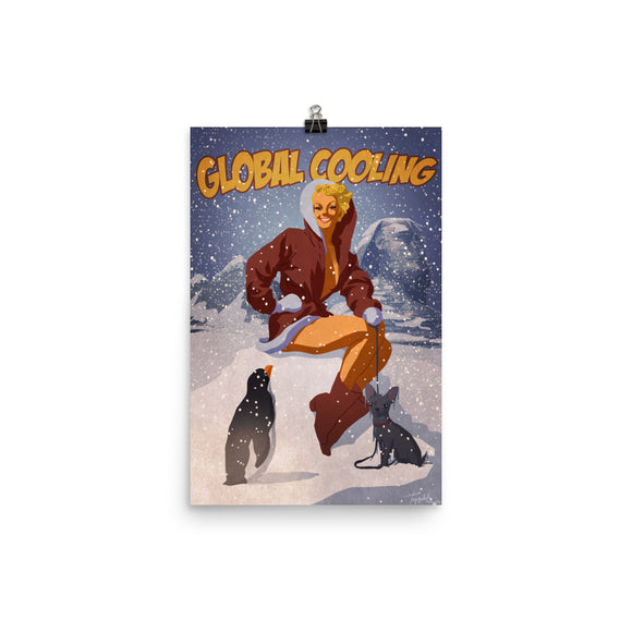 Global Cooling, Apocalypse Tomorrow, Poster