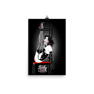 8 of spades, Kinky Cards, Poster