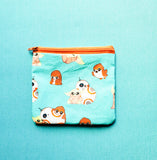 May the cute be with you, zipper pouch
