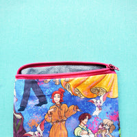 Russian Princess, zipper pouch