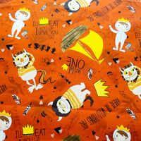 Wild Things, large project bag