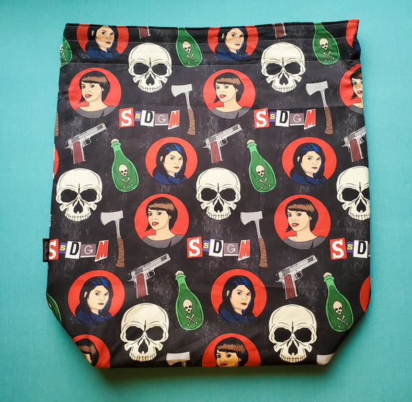 SSDGM, Murderino, large project bag