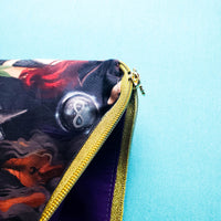 Coven Witches, small zipper project bag