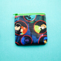 ScoobyNatural Tossed, zipper pouch