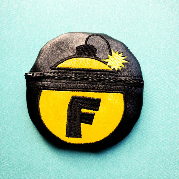 F Bomb Notion Pouch