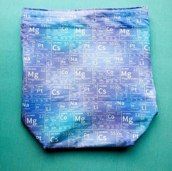 Table of Elements, medium project bag