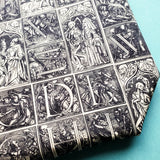 Holbein's Dance of Death Alphabet, Large project bag