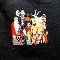 Halloween Christmas movie, NBC, small zipper bag