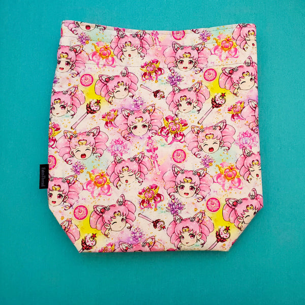 Chibi Moon, Sailor Soldier, anime, small bag