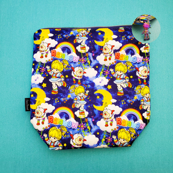 Brite, small zipper bag