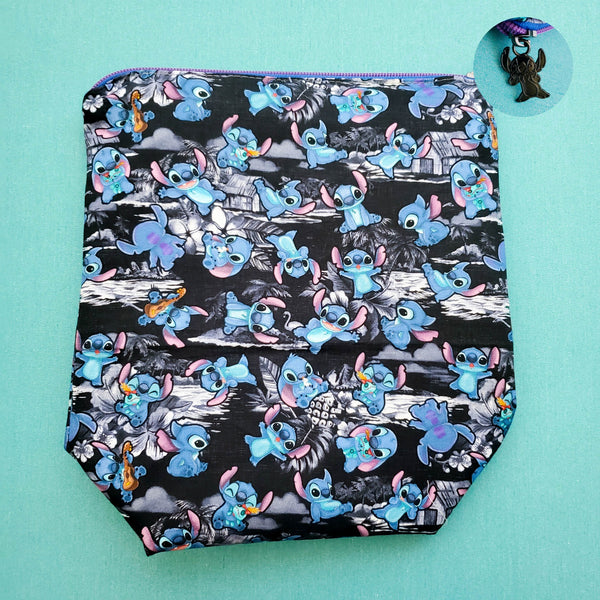 Hawaiian Shirt 626, Small zipper Bag