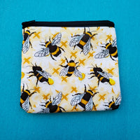 XO Bee, Knitting Notion Pouch