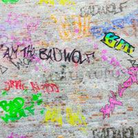 Bad Wolf Graffiti, Doctor, small project bag
